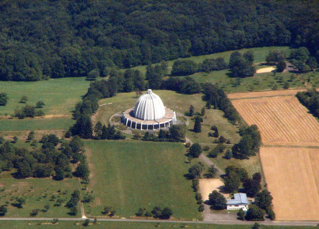 Baha'i Temple near Frankfurt, Germany