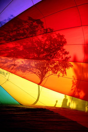 shadow abstract tree silhouette festival digital sunrise canon rainbow saturated colorful spectrum branches balloon surreal eerie hotairballoon 5d glowing inside juxtaposition ballooning within skyparade abigfave jerikojosh makeonesday