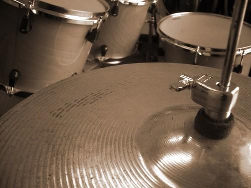 drum kit ドラム