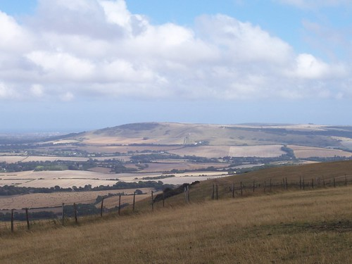 From Firle Beacon