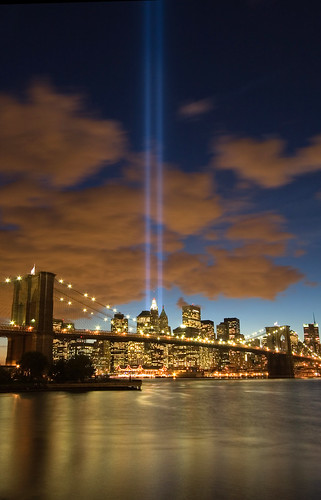 Tribute in Light 001 - 9/11/06