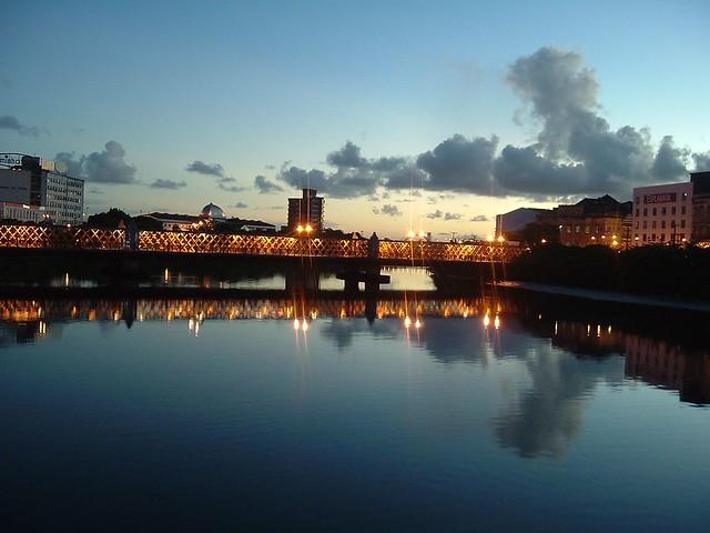 Ponte da Boa Vista, Fujifilm FinePix A205