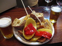 meal, lunch, supper, brunch, food, full breakfast, dish, pincho, cuisine,