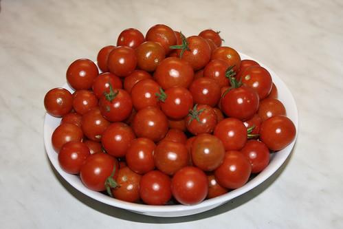 Kerstomaat 'Gardener's delight'