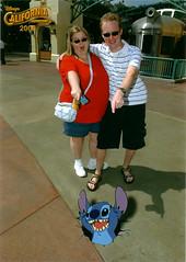 Disneyland and Disney's California Adventure