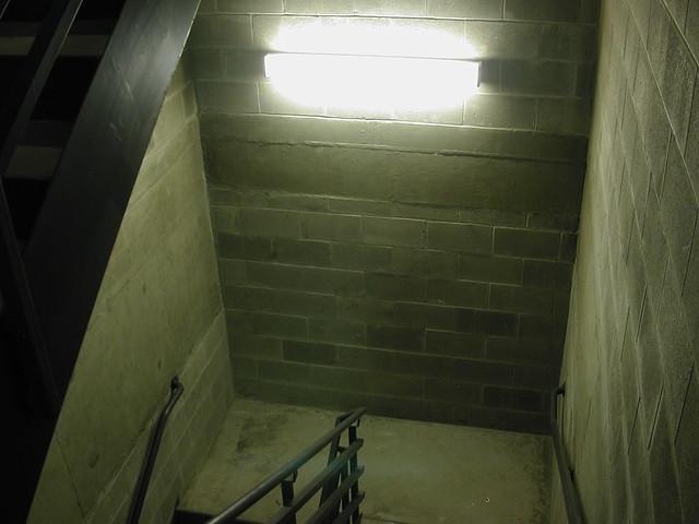 Grim Stairwell