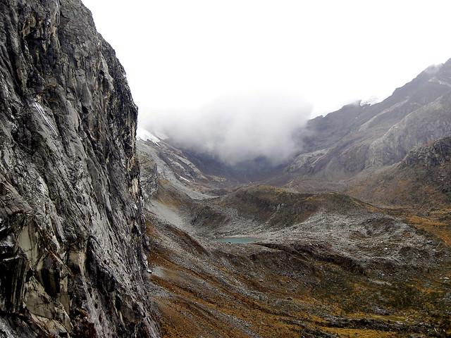 Parque Nacional Huascarán, Cordillera Blanca, Perú
