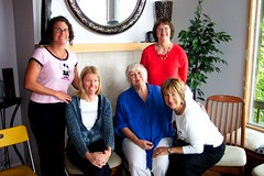 Amy, Jane, Ann, Mary Ellen & Lynn