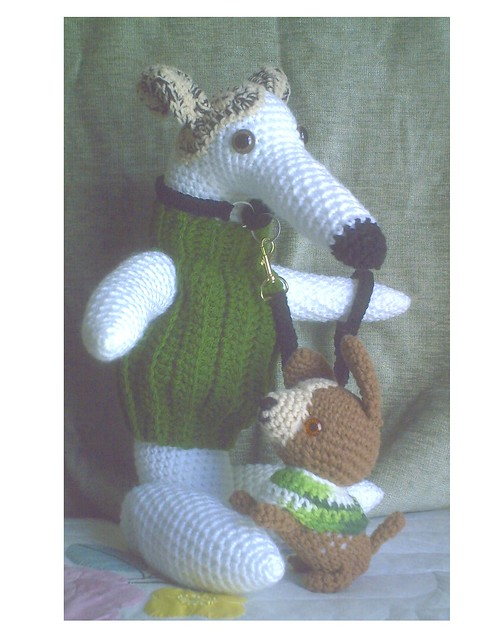 Amigurumi Dogs to Crochet | Curly Girl's Crochet Etc.