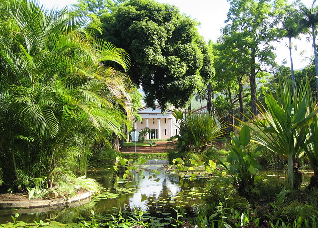 Photo - Table jardin hexagonale saint denis ...
