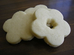 Using a food processor for Sugar Cookies