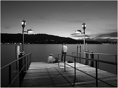 Zurich Pier - Fishing