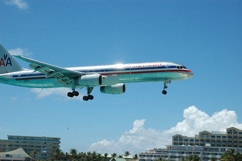 Maho Beach St. Maarten by berricks