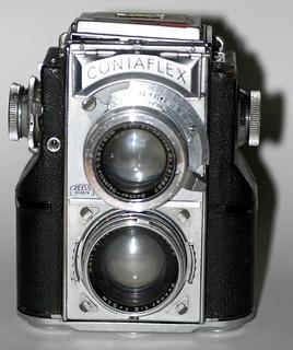 Contaflex (TLR) - Camera-wiki org - The free camera encyclopedia
