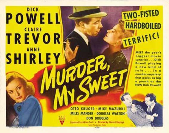 Murder, My Sweet - Poster 6