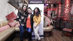 Startup Grind Cardiff Elio Assuncao hosted Lucia Thomas 20 March 2018