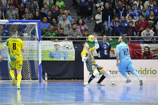 COPA DE ESPAÑA FINAL: INTER Vs JAEN