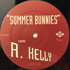 R.KELLY:SUMMER BUNNIES(LABEL SIDE-A)