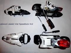 vázání Vist Speedlock 412 - titulní fotka