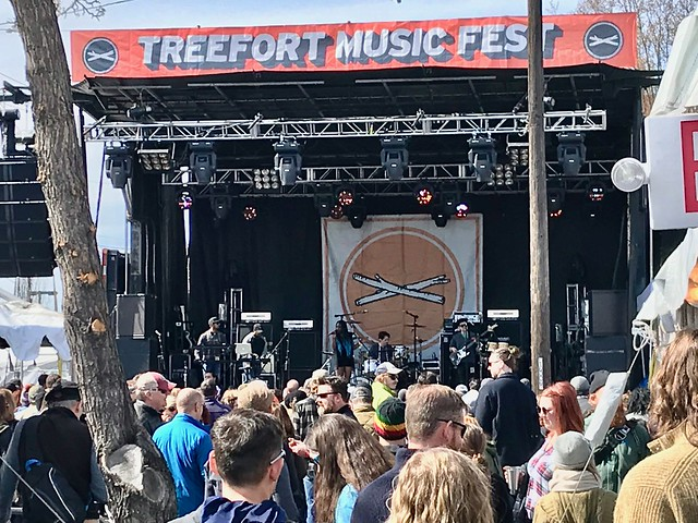 The Seshen @ Treefort Music Fest 2018, Main Stage, Boise, ID, 24 March 2018