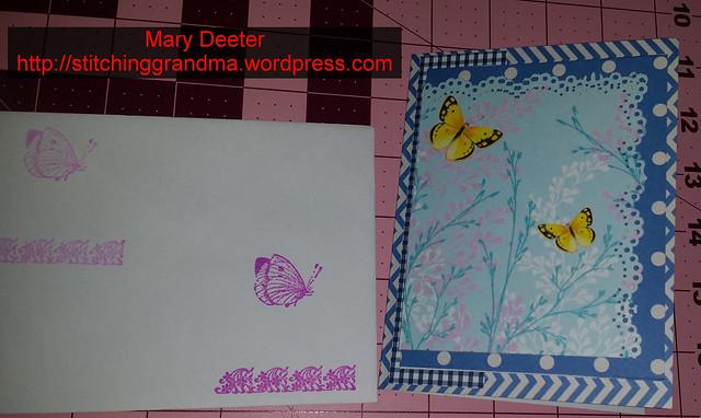 Card layering