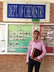 20180403Dr Uddin started work as Lecturer.