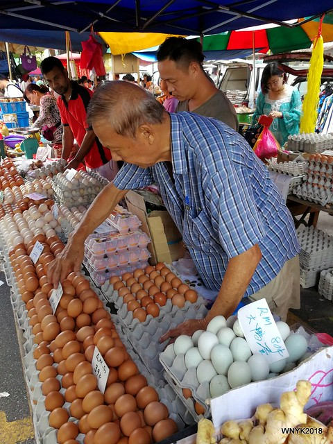Chicken Egg Vendor