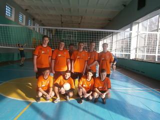 Волейбол район хлопці