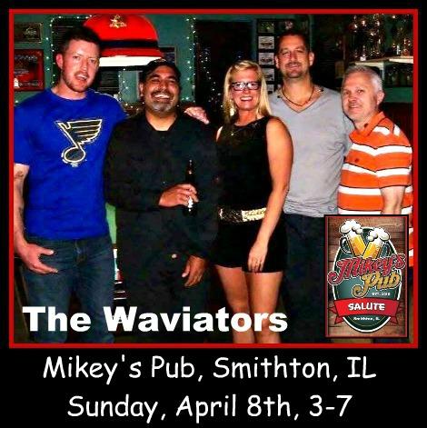 The Waviators 4-8-18