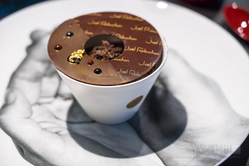 L'ATELIER de Joël Robuchon侯布雄法式餐廳