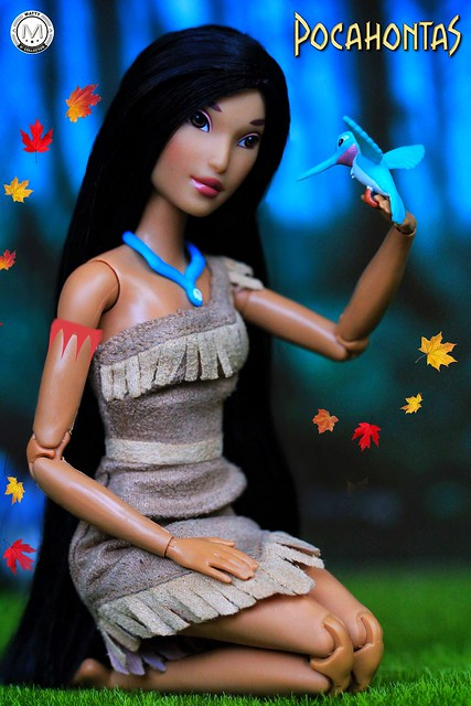 Pocahontas & Flit 🍂