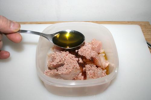 26 - Olivenöl hinzufügen / Add olive oil