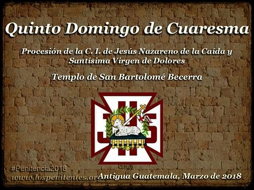 Quinto Domingo de Cuaresma, San Bartolo