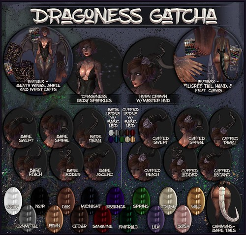 Dragoness Gatcha Lootbox <3