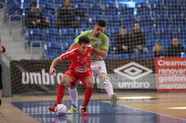 Palma Futsal - Naturpellet Segovia