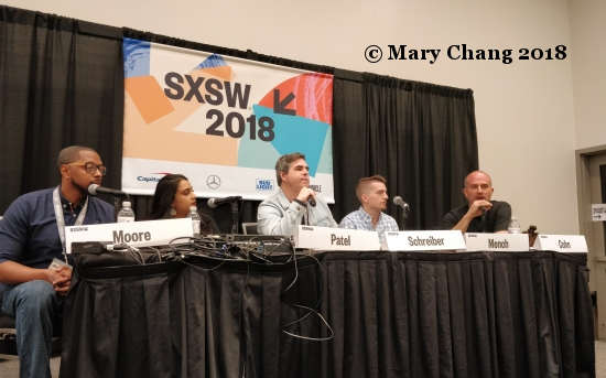 Music journalism session Thursday at SXSW 2018