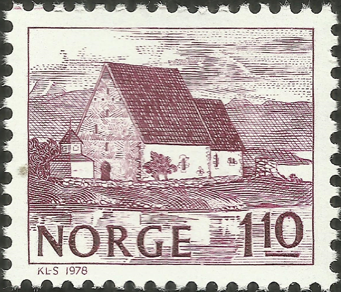 Norway - Scott #716 (1978)