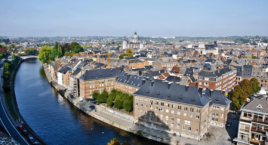 Namen (Namur) België | Mooistestedentrips.nl