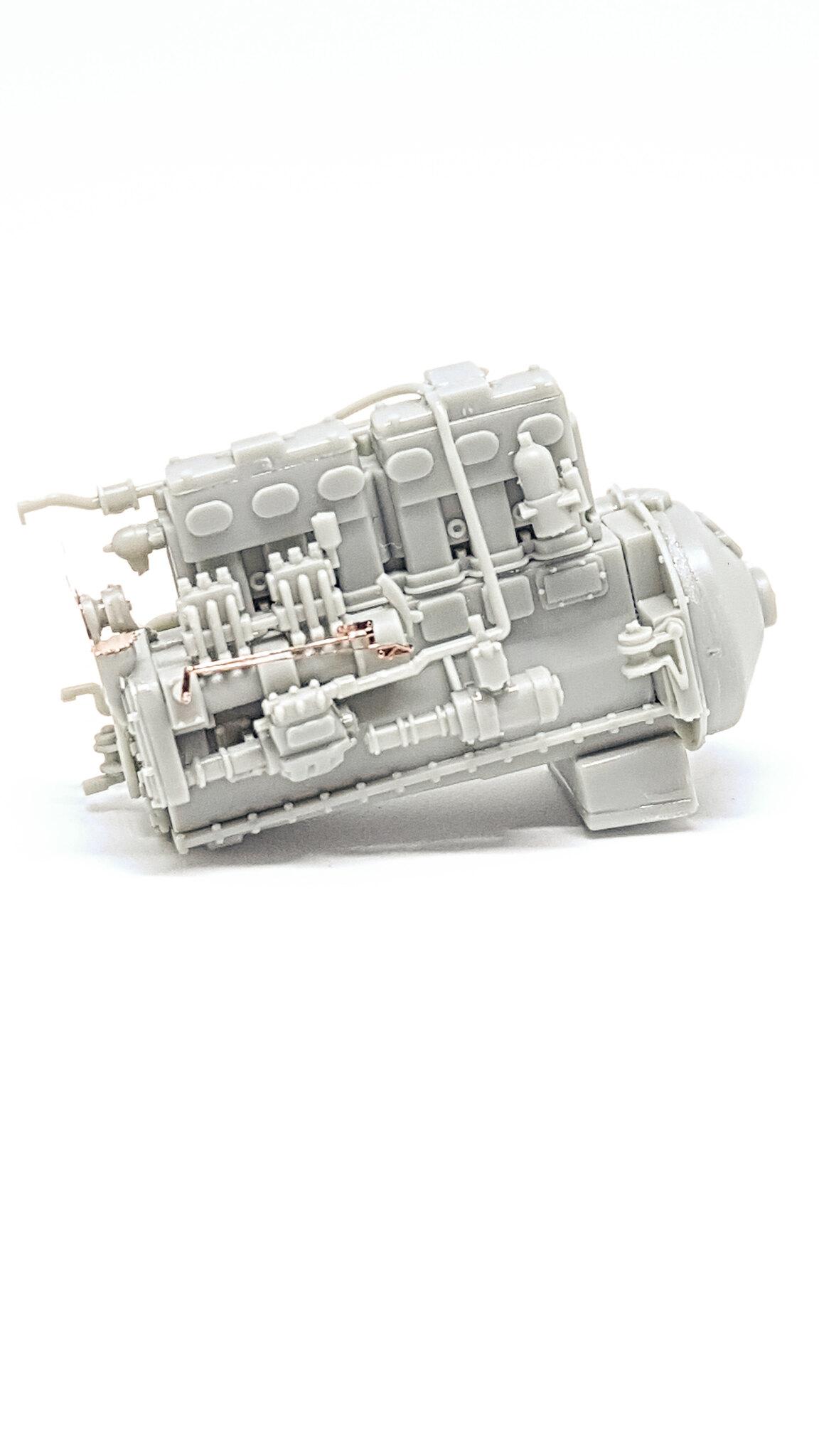 Thunder Models 1/35 TRMU30/TRCU 30 Tank Transporter 27395295458_d30abbee43_k