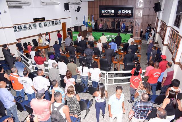Audiência Pública sobre Segurança Pública, Direitos Humanos e Cidadania
