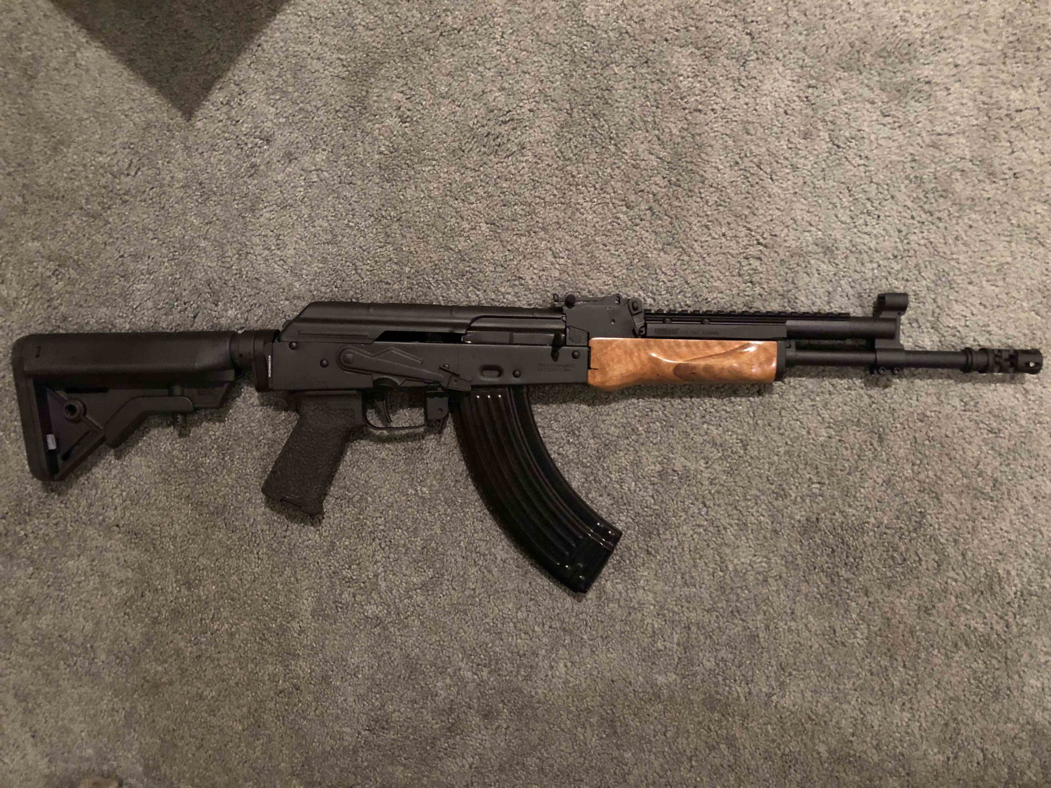 Post your AR/AK Pics Here!