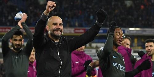 Man City menjadi pemenang Liga Premier 2017- 2018