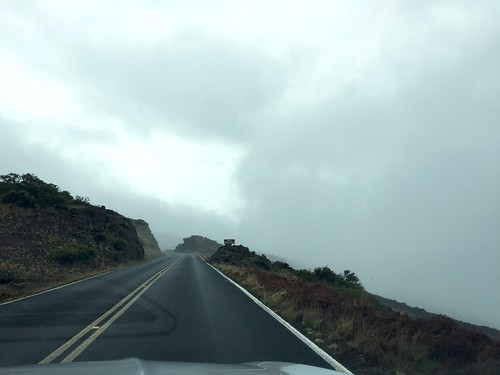 Gate To Red Hill , Haleakala, Maui