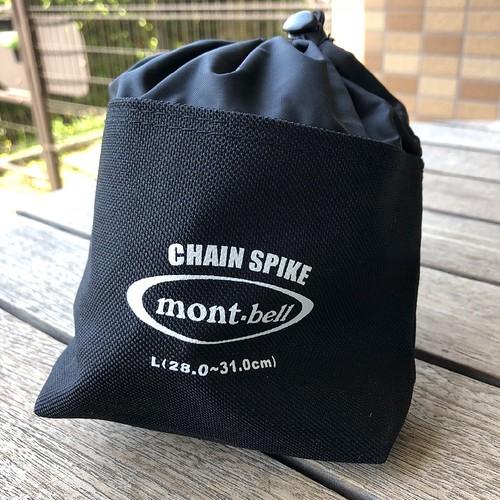 モンベル チェーンスパイク