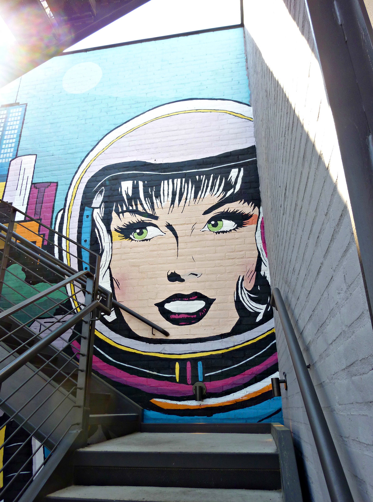 Space City Mural