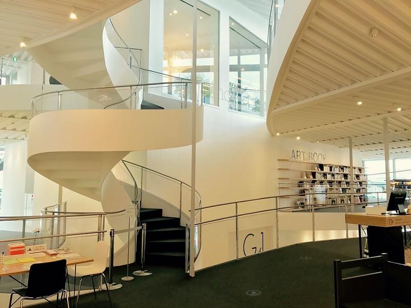 太田市美術館・図書館, Art Museum & Library, Ota, Gunma, Japan