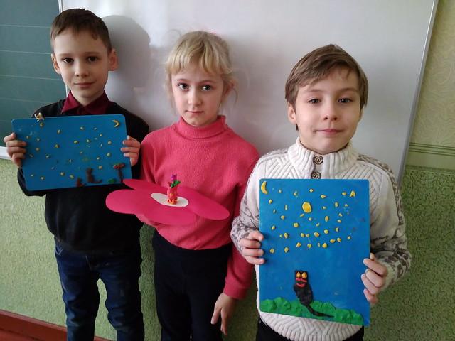 Творчі діти