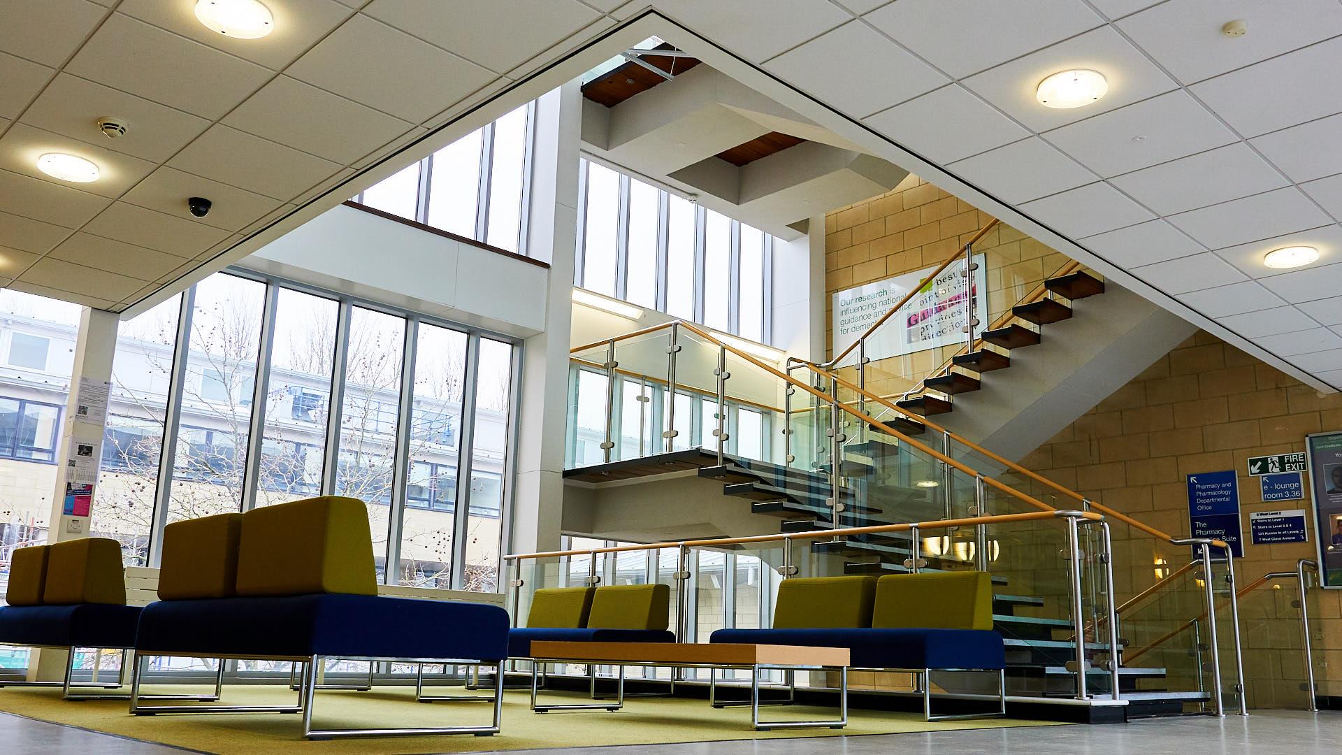 5 West 1st floor