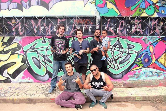 GASTRITE - Documentário sobre arte urbana em Goiânia