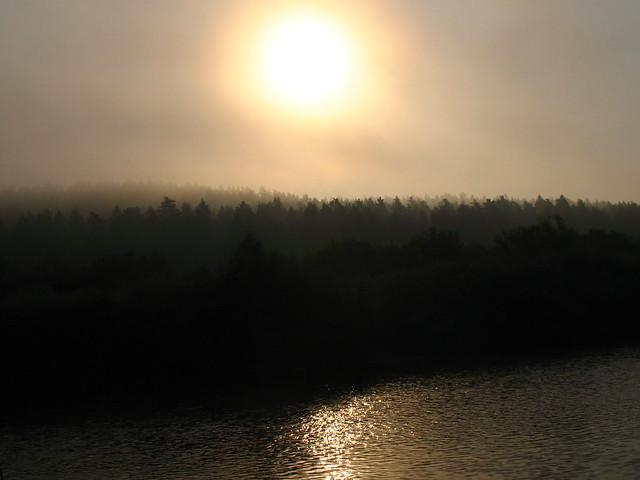 Опять просыпается река, Canon POWERSHOT A640